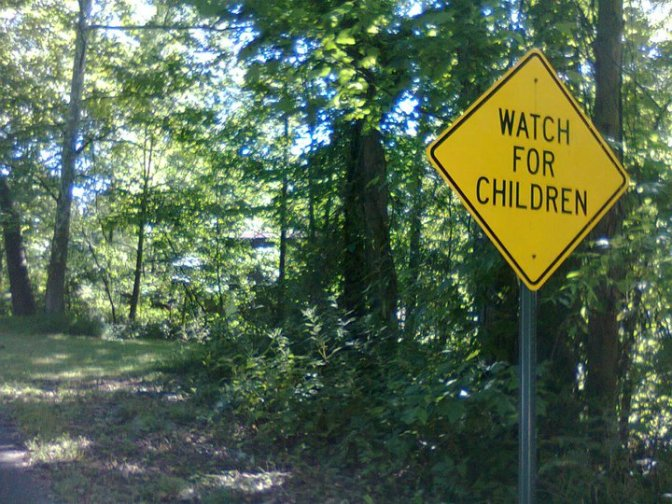 Watch For Children