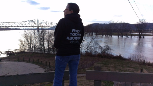 Pray to END abortion.