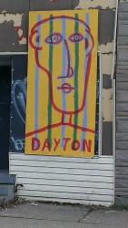 Local Artist [?], East Third Street in Dayton