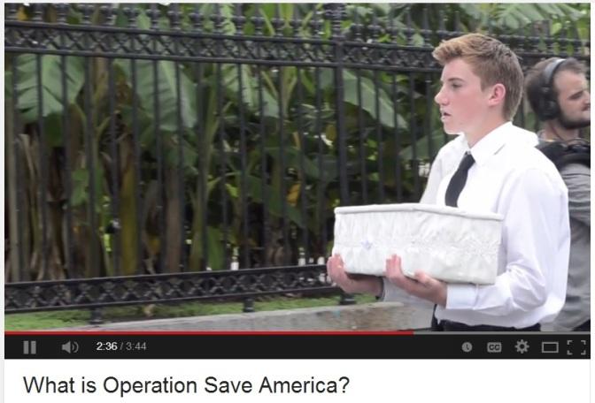 Operation Save America