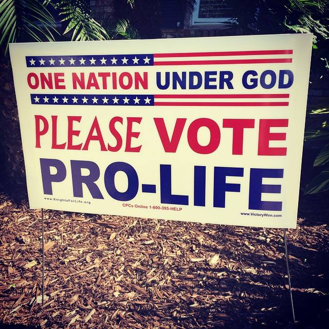 VOTE for LIFE & LIBERTY, not agenda; and it starts at the local level.