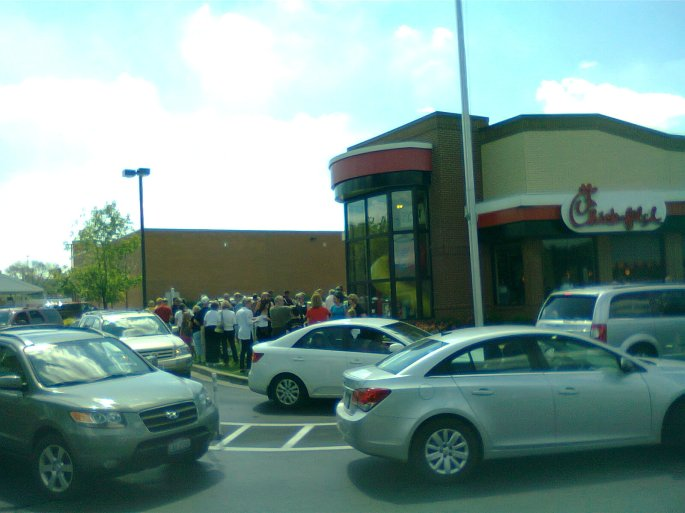Chick-fil-A Day